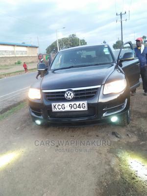 Volkswagen Touareg 2010 V6 TDI Blue | Cars for sale in Nakuru, Nakuru Town East
