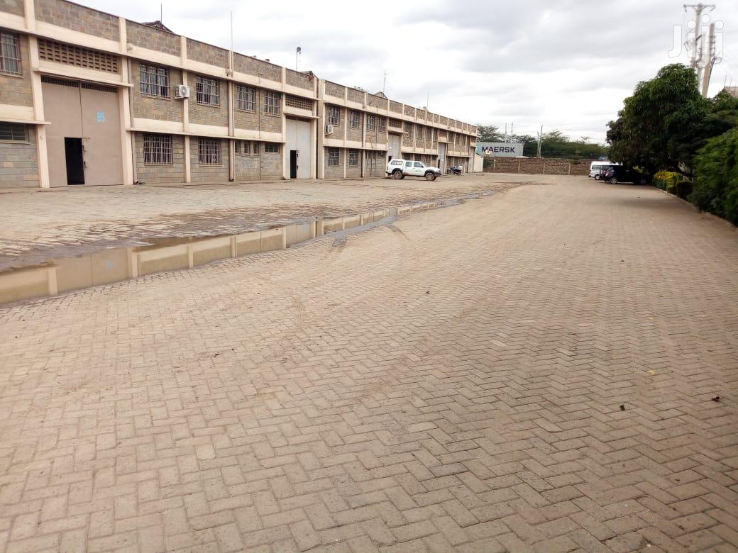Archive: Godowns To Let On Mombasa Road