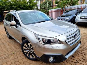 Subaru Outback 2015 Gold | Cars for sale in Nairobi, Kilimani