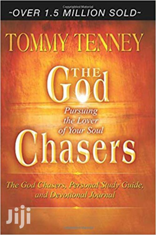The God Chasers-Tommy Tenney