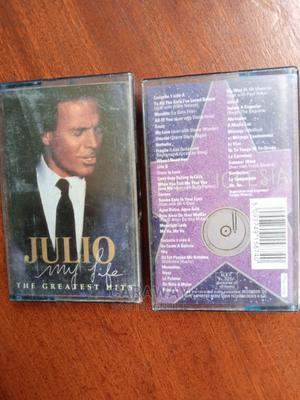 Julio Iglesias*2 Cassettes Collection*Original* | CDs & DVDs for sale in Nairobi, Kilimani