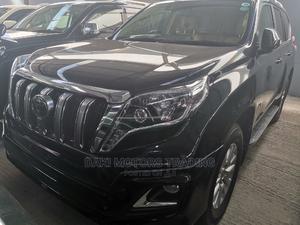 Toyota Land Cruiser Prado 2015 Black   Cars for sale in Mombasa, Mombasa CBD