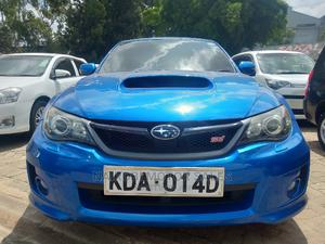 Subaru Impreza 2011 WRX Sedan STI Blue | Cars for sale in Nairobi, Nairobi Central