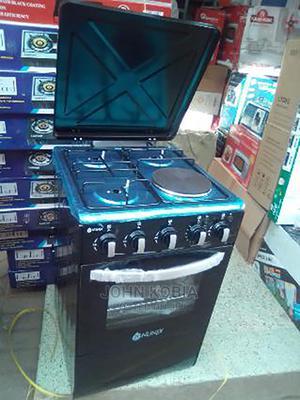 Nunix Cooker 3 Gas +1 Electric Burner   Kitchen Appliances for sale in Nairobi, Nairobi Central