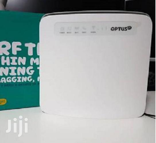 Genuine Super-Speed Optus Huawei