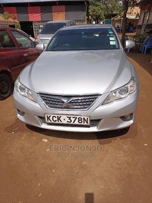 Toyota Mark X 2009 Silver | Cars for sale in Nairobi, Kasarani
