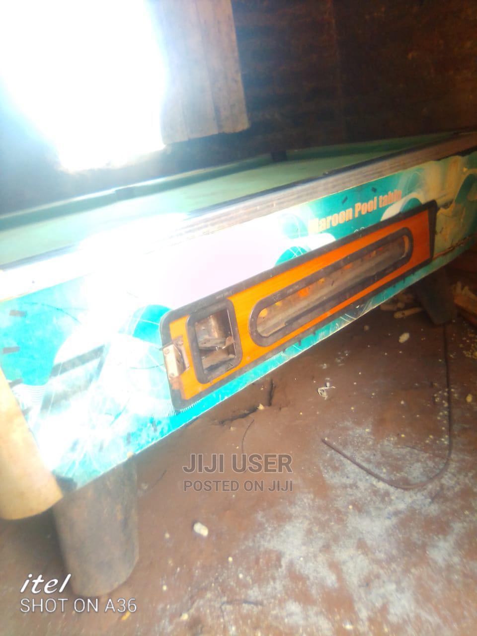 Marble Stone Pool Table | Sports Equipment for sale in Makindu, Makueni, Kenya