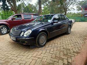 Mercedes-Benz E200 2005 Blue   Cars for sale in Nairobi, Ridgeways