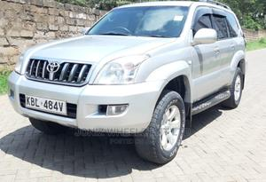 Toyota Land Cruiser Prado 2003 Silver | Cars for sale in Nairobi, Woodley/Kenyatta Golf Course
