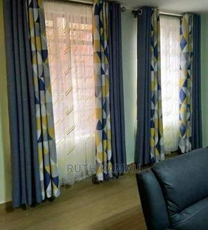 Grey Curtains | Home Accessories for sale in Nairobi, Kasarani