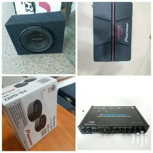 Pioneer Amplifier/Boschmann Equalizer/ Woofer/Tweeters | Audio & Music Equipment for sale in Nairobi, Nairobi Central