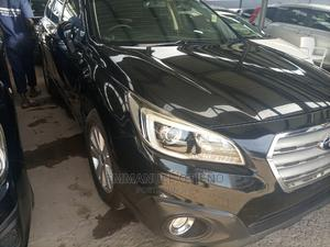 Subaru Outback 2015 Black   Cars for sale in Mombasa, Mombasa CBD
