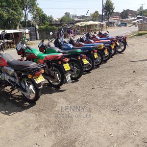 Bajaj Pulsar 150 1993 Gray   Motorcycles & Scooters for sale in Nakuru, Nakuru Town West
