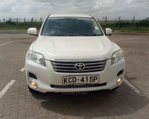 Toyota Vanguard 2008 White | Cars for sale in Nairobi, Ngara