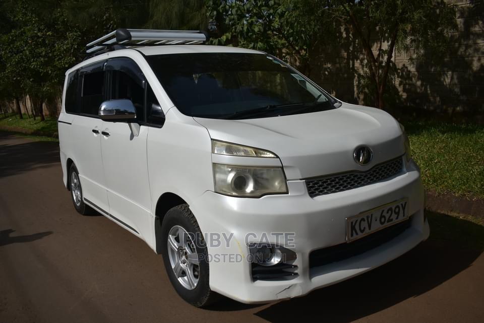Toyota Voxy 2013 White | Cars for sale in Ridgeways, Nairobi, Kenya