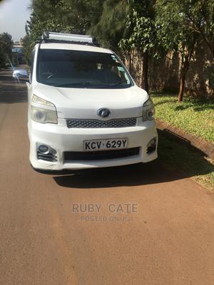 Toyota Voxy 2013 White | Cars for sale in Nairobi, Ridgeways