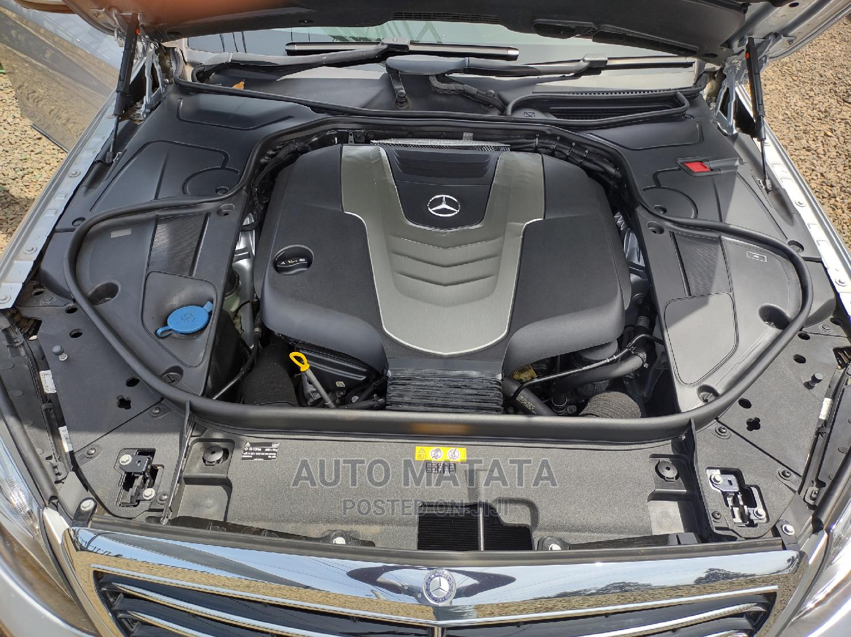 Mercedes-Benz S Class 2014 Gray | Cars for sale in Kilimani, Nairobi, Kenya