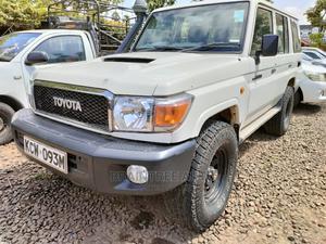Toyota Land Cruiser 2014 White | Cars for sale in Nairobi, Langata