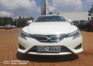 Toyota Mark X 2015 White | Cars for sale in Nairobi, Ridgeways