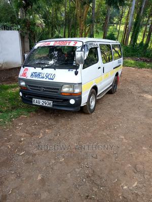Toyota Hiace Shark Manual Diesel   Buses & Microbuses for sale in Nyeri, Nyeri Town