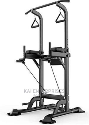 Power Tower Pull Up Bars Dip Station | Sports Equipment for sale in Nairobi, Westlands