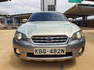 Subaru Outback 2004 Silver | Cars for sale in Nairobi, Nairobi Central