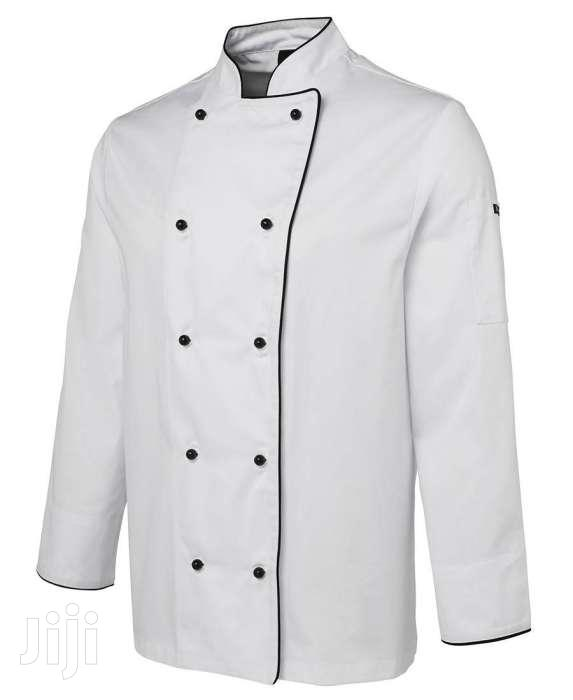 Archive: Unisex Chefs Jackets