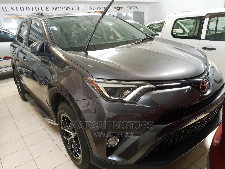 Toyota RAV4 2014 Gray