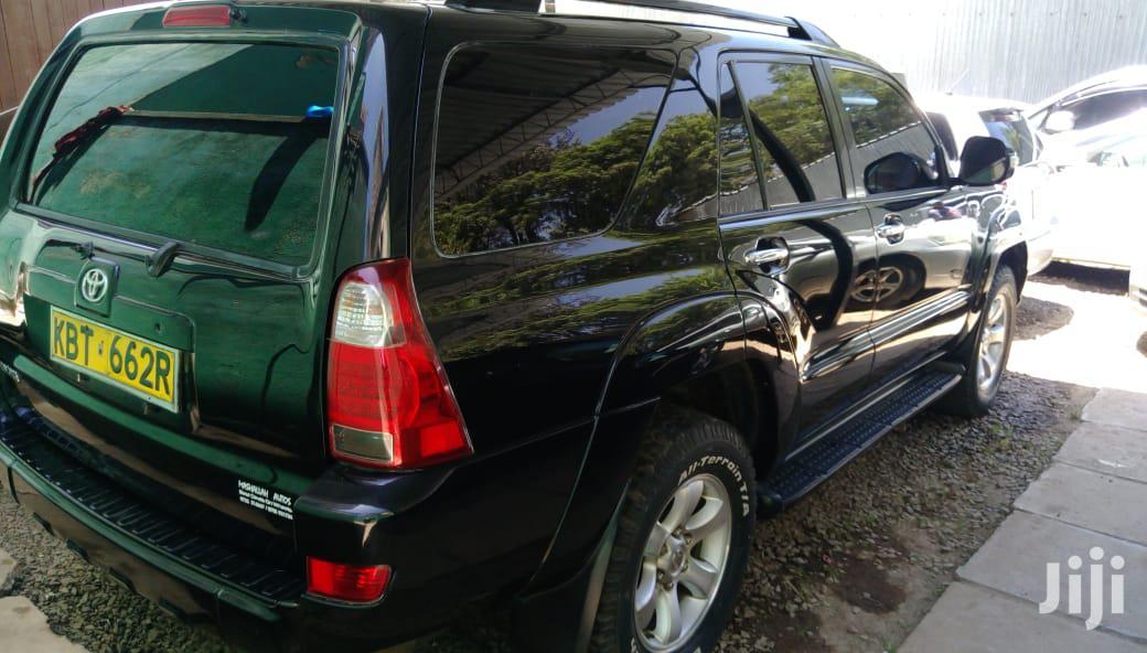 Toyota Surf 2005 Black | Cars for sale in Parklands/Highridge, Nairobi, Kenya