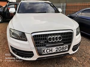 Audi Q5 2009 2.0 TDi Quattro White   Cars for sale in Nairobi, Nairobi Central