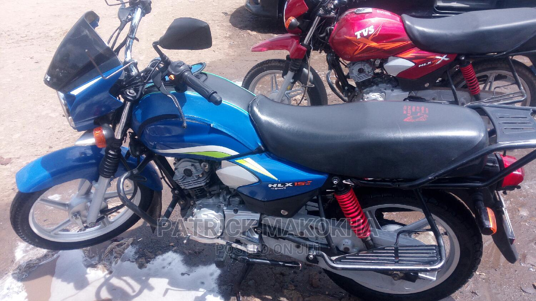 Archive: TVS Apache 180 RTR 2020 Blue