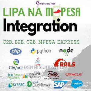 M-Pesa API Payment Gateway   Software for sale in Nairobi, Nairobi Central