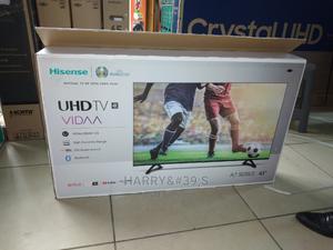 Hisense 43inches Smart 4k Uhd Frameless | TV & DVD Equipment for sale in Nairobi, Nairobi Central