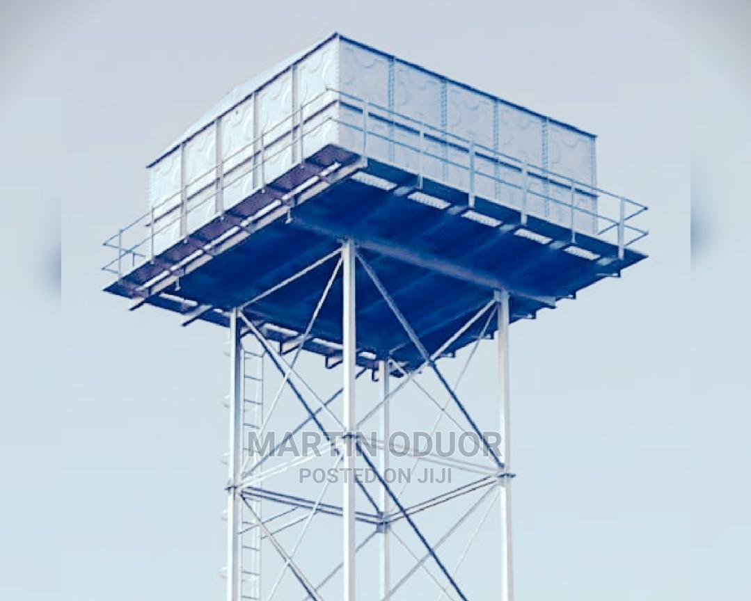 Steel Water Tank and Water Towers Fabricators