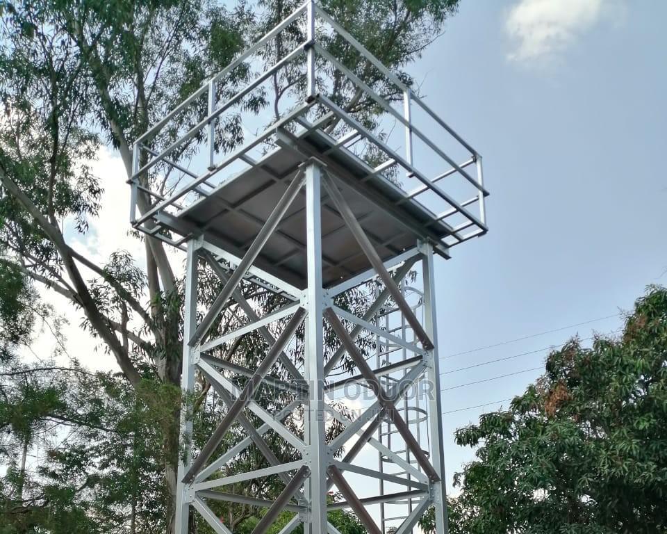 Steel Water Tank and Water Towers Fabricators | Other Repair & Construction Items for sale in Kisumu Central, Kisumu, Kenya