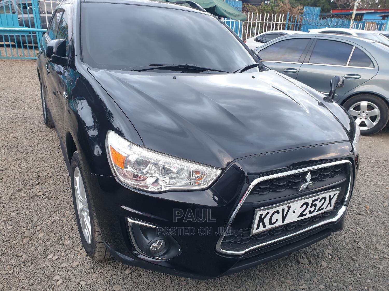 Mitsubishi RVR 2013 Black | Cars for sale in Ridgeways, Nairobi, Kenya