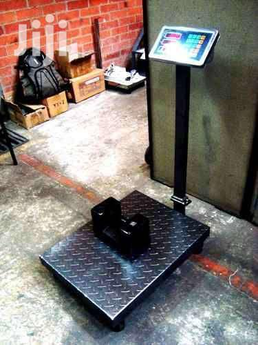 Archive: 300kg Platform Scale Electronic Weighing Machine