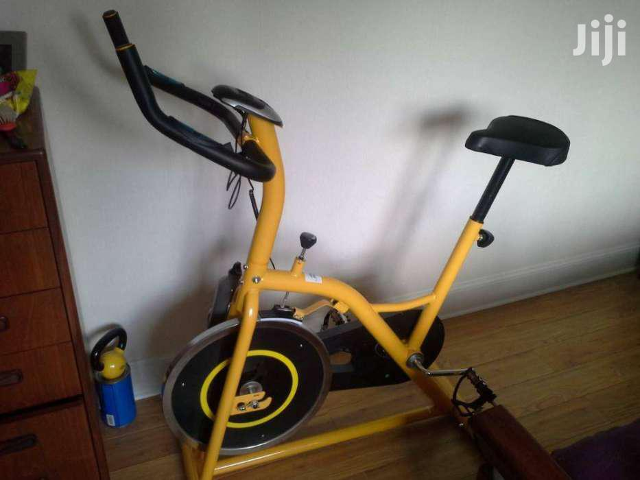 Archive: Home Use Spinning Exercise Bike