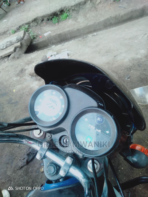 TVS Apache 180 RTR 2019 Blue   Motorcycles & Scooters for sale in Nakuru Town East, Nakuru, Kenya