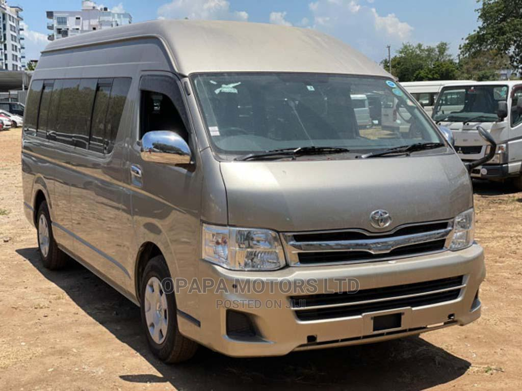Archive: Toyota Hiace Automatic Diesel,With Low Deposit