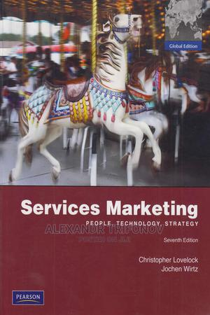 Services Marketing 7 Global ED (Pearson) | Books & Games for sale in Nairobi, Nairobi Central