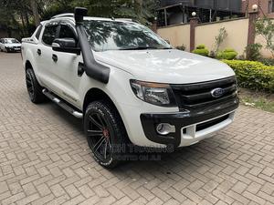 Ford Ranger 2014 White   Cars for sale in Nairobi, Kilimani