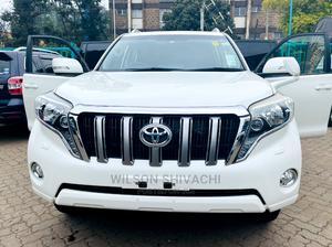 Toyota Land Cruiser Prado 2013 White   Cars for sale in Nairobi, Kilimani