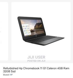 Laptop HP Chromebook 11 4GB Intel Celeron SSD 32GB | Laptops & Computers for sale in Nairobi, Nairobi Central