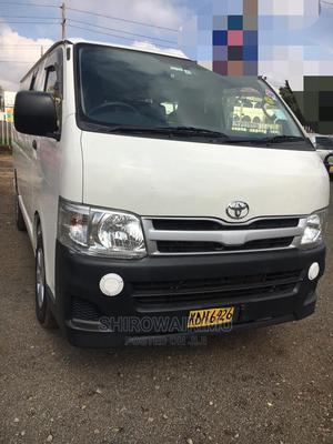 Toyota Hiace 7L 2013 Model Diesel Engine 4wd Automatic | Buses & Microbuses for sale in Nairobi, Nairobi Central