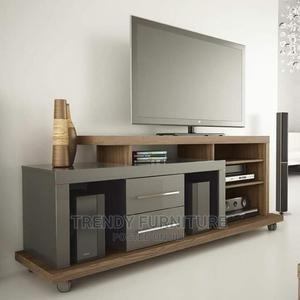 Modern TV Stand With Moveable Wheels | Furniture for sale in Nairobi, Kahawa