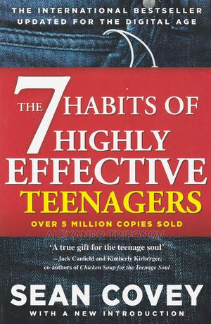 The 7 Habits Of Highly Effective Teenagers   Books & Games for sale in Nairobi, Nairobi Central