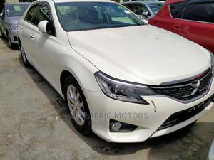 Toyota Mark X 2014 White | Cars for sale in Mombasa, Tononoka