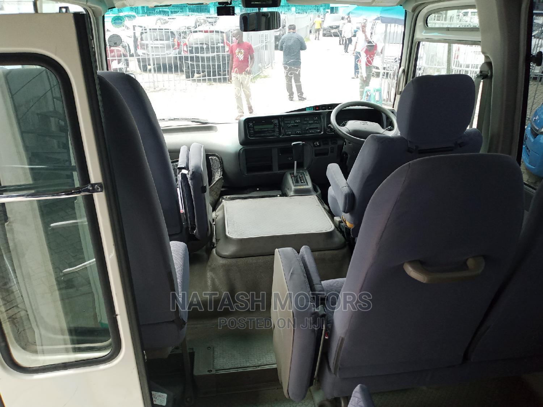 Archive: Toyota Coaster 2014 White