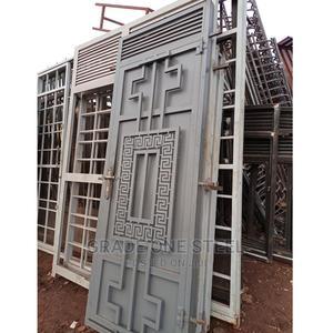 Fabrication of Steel Doors in Nairobi Kenya   Doors for sale in Machakos, Syokimau